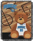 Northwest NBA Magic Baby Woven Jacquard Throw