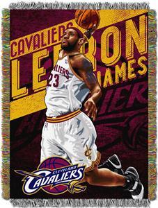 Northwest NBA Lebron James Players Tapestry Throw