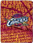Northwest NBA Cavaliers Redux Micro Raschel Throw