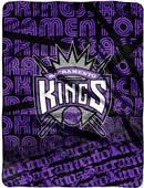 Northwest NBA Kings Redux Micro Raschel Throw