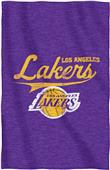 Northwest NBA Lakers Sweatshirt Throw