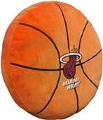 Northwest NBA Heat Basketball Shaped 3D Pillow