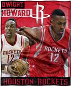 Northwest NBA Dwight Howard HD Silk Touch Throw