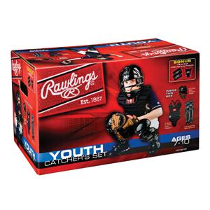 Rawlings Youth CS 7-10 Baseball Catcher&#39;s Set