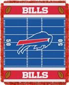 Northwest NFL Bills Field Baby Woven Throw