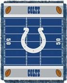 Northwest NFL Colts Field Baby Woven Throw