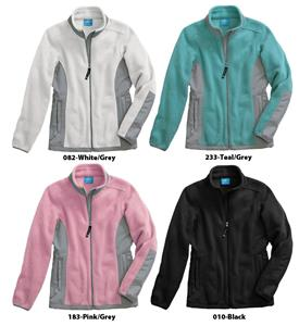 Womens Evolux Fleece Jackets 4 Colors