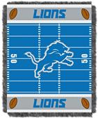 Northwest NFL Lions Field Baby Woven Throw