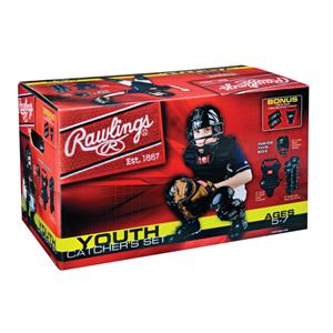Rawlings Youth CS 5-7 Baseball Catcher's Set