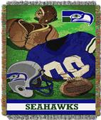 Northwest NFL Seahawks Vintage Tapestry Throw