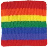 Red Lion Pride Collection Rainbow Wristbands