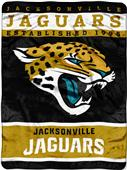 Northwest NFL Jaguars Raschel Throw