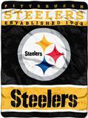 Northwest NFL Steelers Raschel Throw