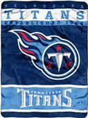 Northwest NFL Titans Raschel Throw