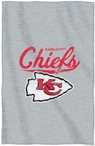Northwest NFL Chiefs Sweatshirt Throw