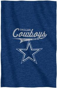 Northwest NFL Cowboys Sweatshirt Throw