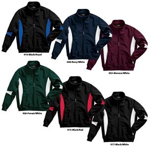 Charles River Stadium Soft Shell Jackets