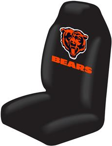 northwest nfl bears car seat cover each fan gear. Black Bedroom Furniture Sets. Home Design Ideas
