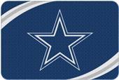 Northwest NFL Cowboys Round Edge Bath Rug
