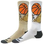 Red Lion Basketball Sisyphus Sublimated Crew Socks