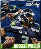 Northwest NFL Russell Wilson HD Silk Touch Throw