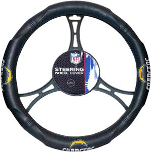 Northwest NFL Chargers Steering Wheel Cover