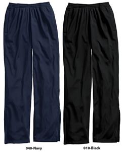 Mens Hexsport Bonded Zippers at Ankle Pants