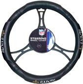 Northwest NFL Saints Steering Wheel Cover