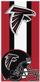 Northwest NFL Falcons Zone Read Beach Towel