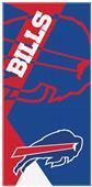 Northwest NFL Bills Puzzle Oversized Beach Towel