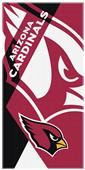 Northwest NFL Cardinals Puzzle Oversized Towel