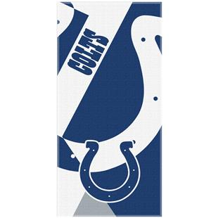 Northwest NFL Colts Puzzle Oversized Beach Towel
