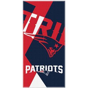 Northwest NFL Patriots Puzzle Oversize Beach Towel