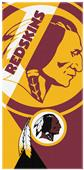 Northwest NFL Redskins Puzzle Oversize Beach Towel