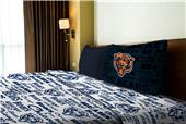 Northwest NFL Bears Anthem Twin Sheet Set