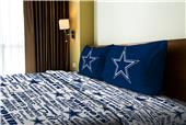 Northwest NFL Cowboys Anthem Full Sheet Set