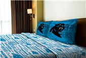Northwest NFL Panthers Anthem Full Sheet Set