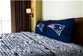 Northwest NFL Patriots Anthem Full Sheet Set