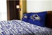 Northwest NFL Ravens Anthem Full Sheet Set