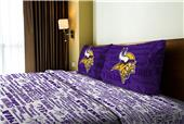 Northwest NFL Vikings Anthem Full Sheet Set