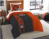 Northwest NFL Bengals Twin Comforter & Sham