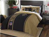 Northwest NFL Saints Full Comforter & 2 Shams