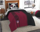 Northwest Cardinals Soft & Cozy Twin Comforter Set