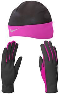 NIKE Women's Running Thermal Beanie/Glove Set