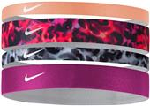 NIKE Printed Headbands (Assorted 4pk)