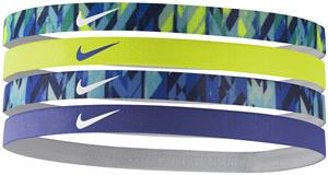 NIKE Girl's Assorted Headbands (4pk)