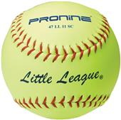 "Pro Nine 11"" Youth Tacky Fastpitch Softball (DZ)"