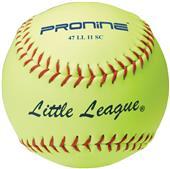 "Pro Nine 11"" Youth Tacky Fastpitch Softball (DZ)"