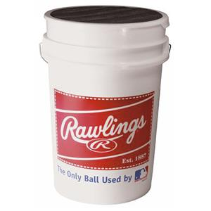 Rawlings Baseball Buckets-6 Per Pack