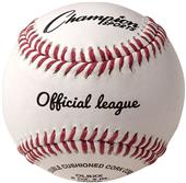 Champion Sports Leather Raised Seam Baseballs (dz)